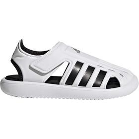 adidas Water Sandals Kids footwear white/core black/core black